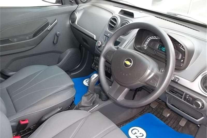 Chevrolet Utility 1.8 Club 2014