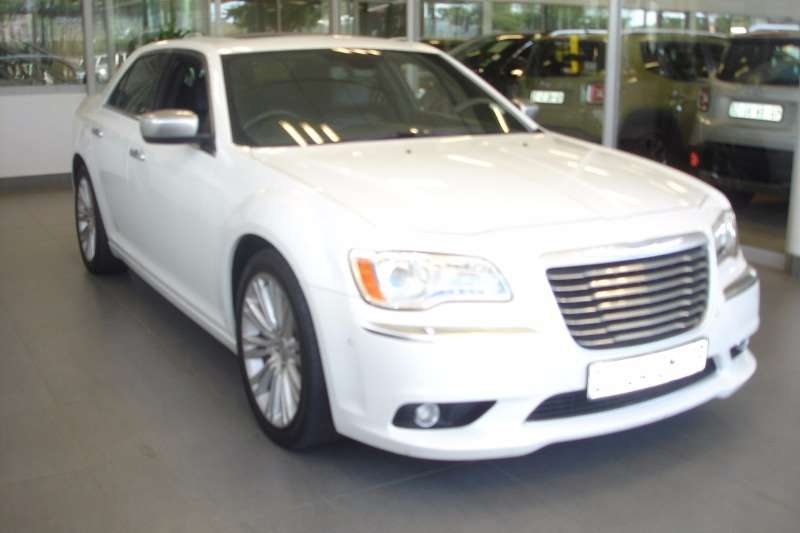 2014 chrysler 300c 3 0crd luxury series sedan diesel for Chrysler 300c diesel