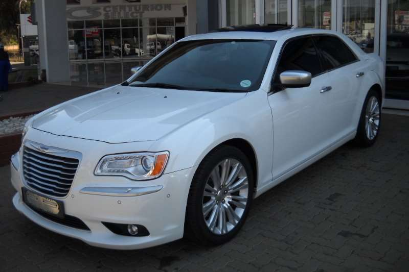 Chrysler 300C 3.0CRD Luxury Series 2015