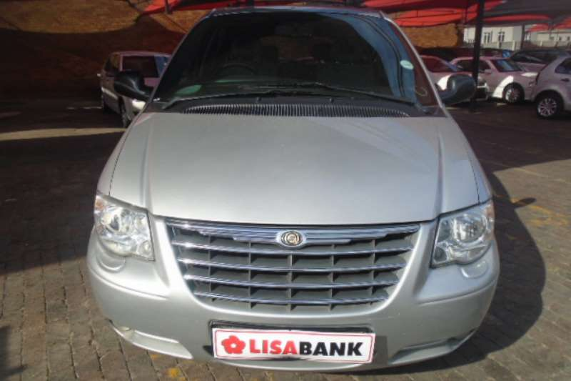 Chrysler Grand Voyager 3.3 Limited 2006