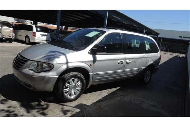Chrysler Grand Voyager 3.3 Limited Auto 2006