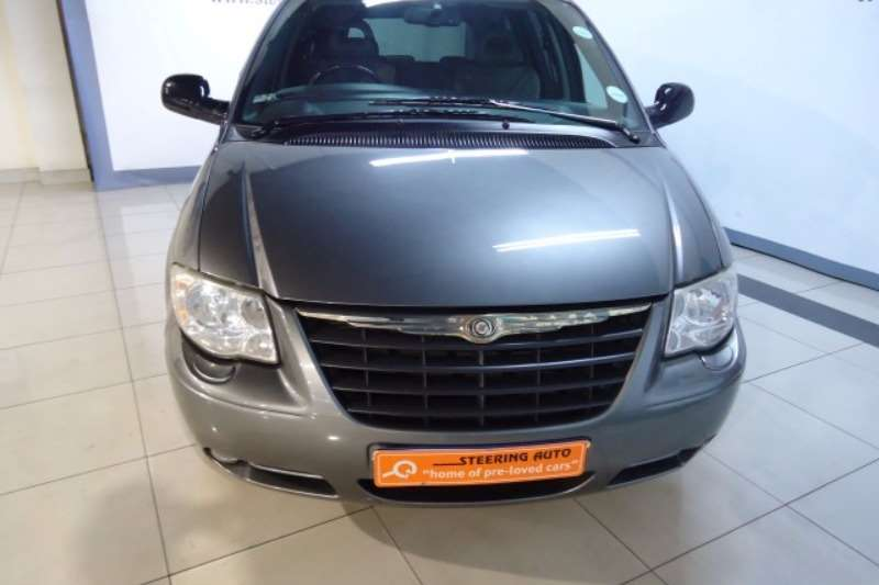 Chrysler Grand Voyager 3.3LMT A/T 2007
