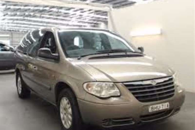 Chrysler Grand Voyager 3.3LX LMT A/T 2004