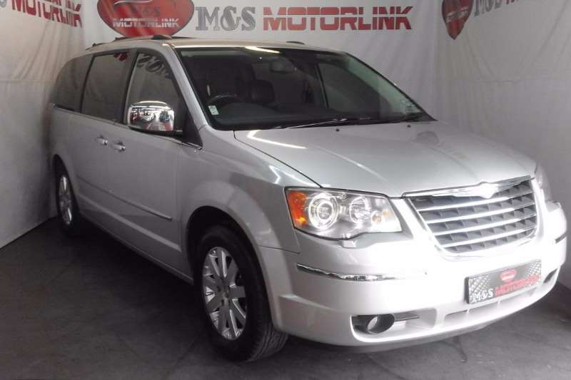 Chrysler Grand Voyager 3.8 Limited 2011