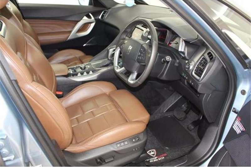 Citroen DS5 HDi 160 Sport 2013