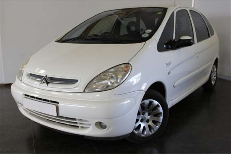Citroen Xsara Picasso 2.0HDi Exclusive 2003