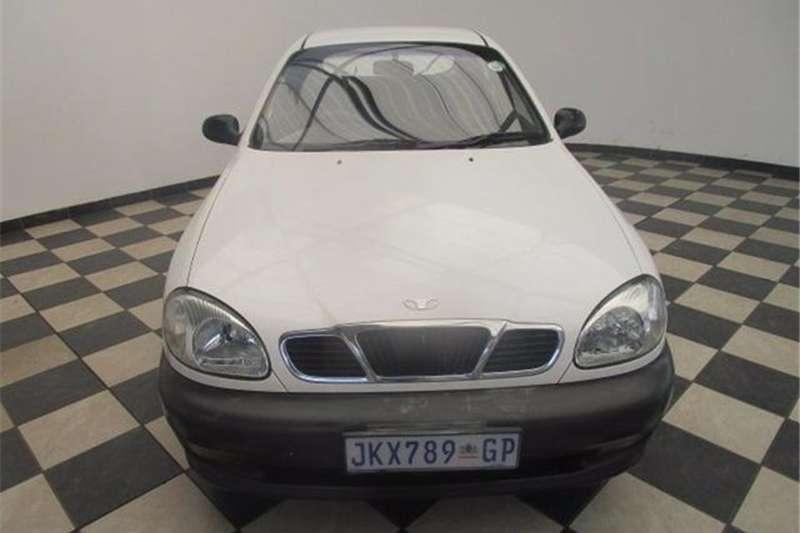 Daewoo Lanos 1.35iS 4d 1999