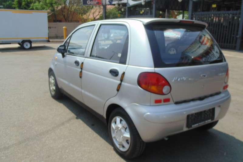 Daewoo Matiz 2001 Daewoo Matiz 2001