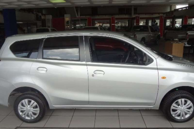 2017 datsun go go 1 2 lux ab 7 seater cars for sale in gauteng r 126 900 on auto mart. Black Bedroom Furniture Sets. Home Design Ideas