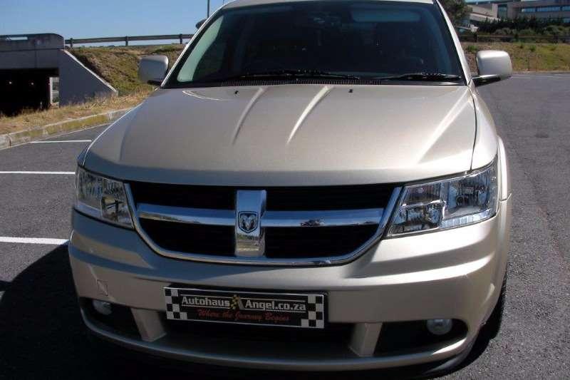 Dodge Journey 2.7 R/T 2011