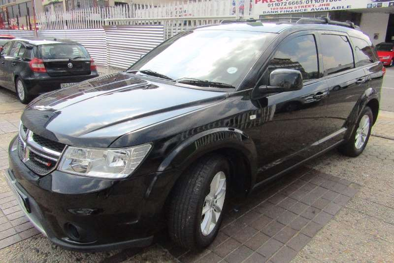 2013 dodge journey 3 6 r t crossover suv petrol fwd automatic cars for sale in gauteng. Black Bedroom Furniture Sets. Home Design Ideas