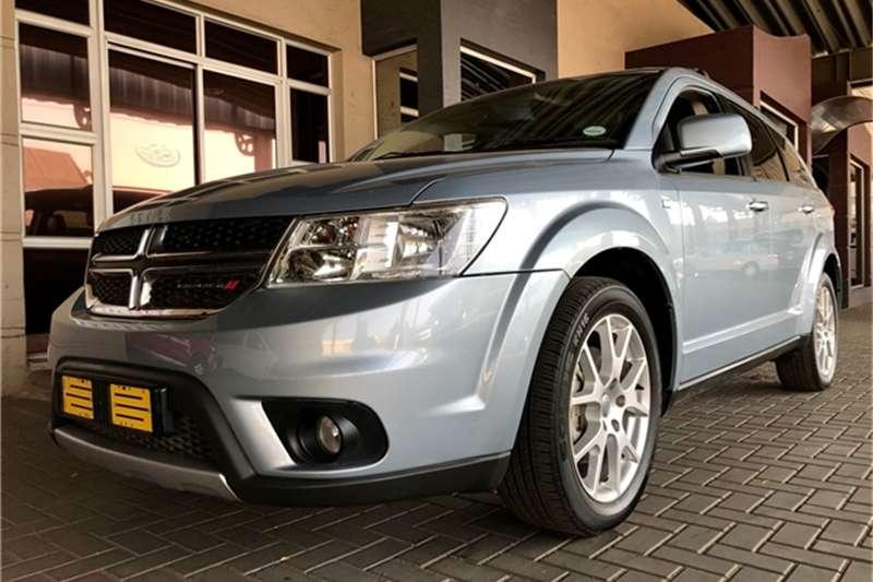 Dodge Journey 3.6 R/T 2013