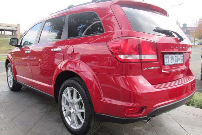 2015 dodge journey 3 6 r t crossover suv petrol fwd automatic cars for sale in gauteng. Black Bedroom Furniture Sets. Home Design Ideas