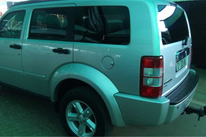 dodge nitro 2 8 crdi 4x4 9330 diesel cars for sale in gauteng r 125 000 on auto mart. Black Bedroom Furniture Sets. Home Design Ideas