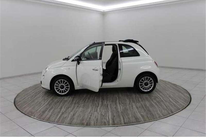 Fiat 500 C 1.2 2013