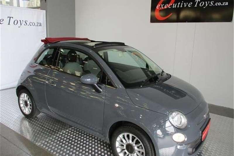 Fiat 500 C 1.4 Lounge 2011