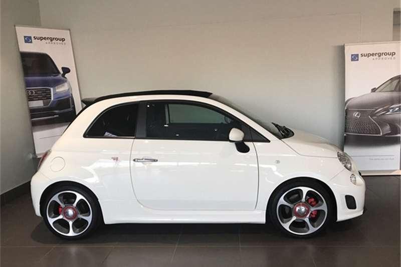 Fiat 500 C 595 turismo 1.4T 2017