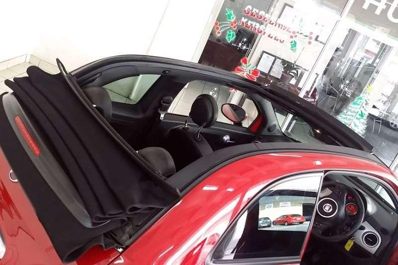 Fiat 500 S Cabriolet 1.4 2014