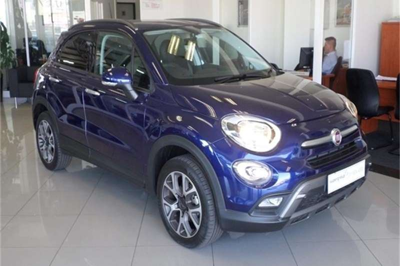 2018 fiat 500x 1 4t cross crossover suv petrol fwd manual cars for sale in gauteng r. Black Bedroom Furniture Sets. Home Design Ideas