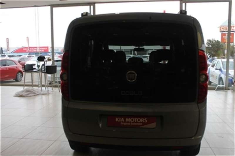 Fiat Doblo Panorama 1.6 Multijet Dynamic 2013