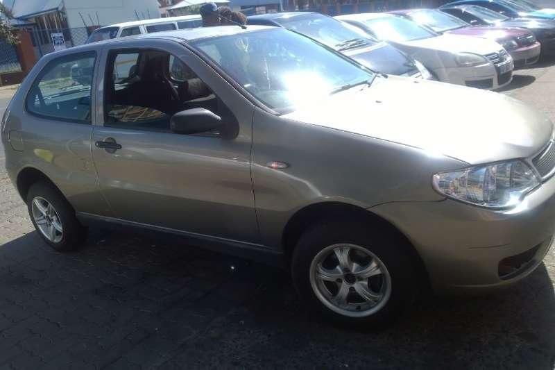 Fiat Palio 1.7TD 5 door 2006