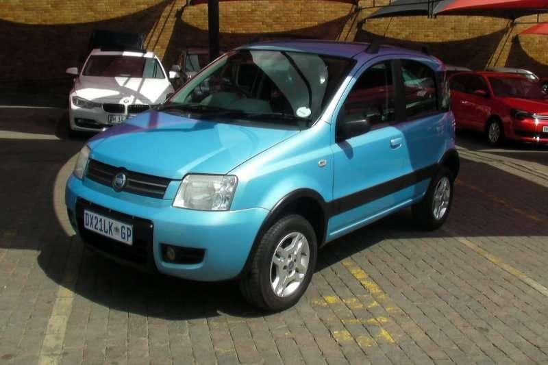 Fiat Panda 1.2 4x4 Climbing 2006