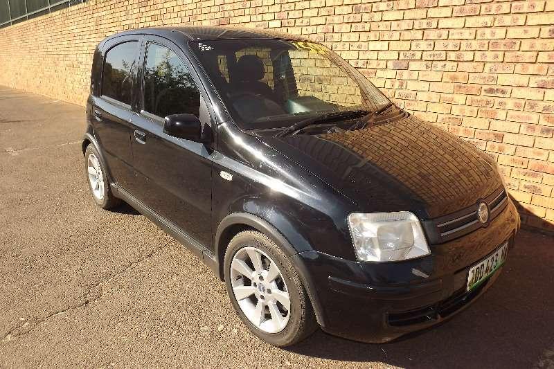 Fiat Panda 1.4 100HP 2007