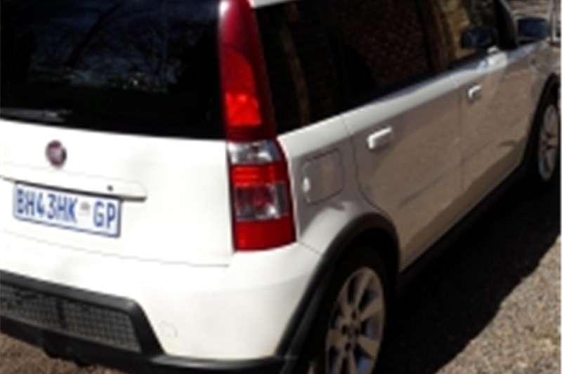 Fiat Panda 100HP 0