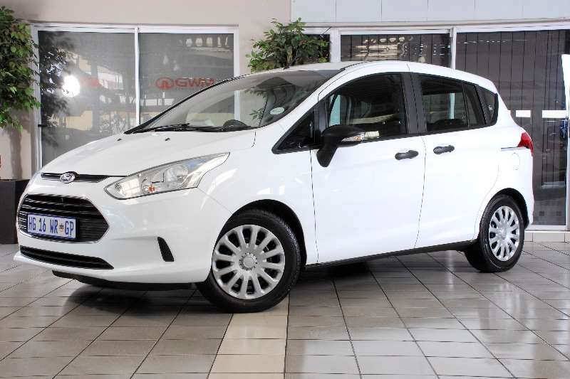 Ford B-Max 1.0 Ecoboost Ambiente 2016