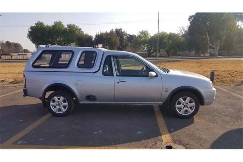 Ford Bantam 1.6i XLE 2010