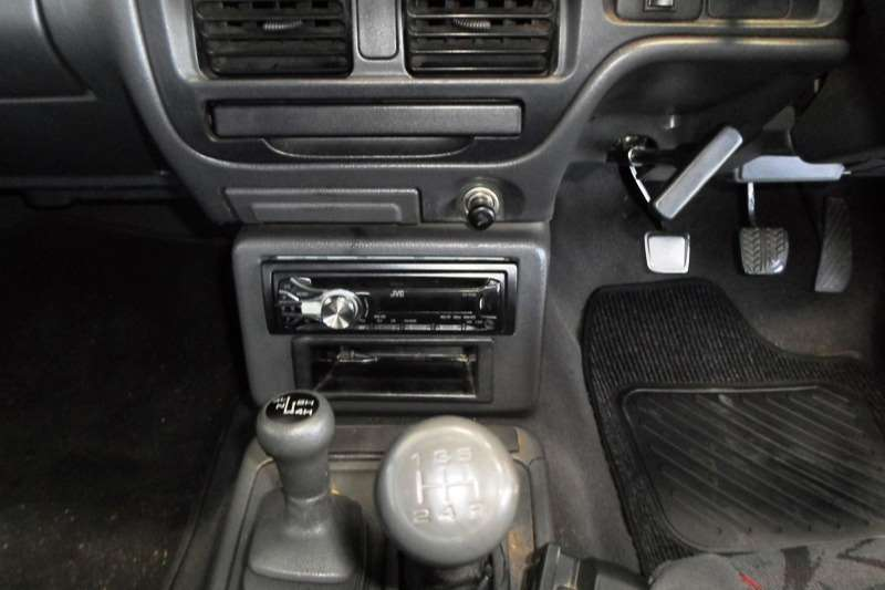 Ford Courier 2500 TD 4x4 Double Cab 2000