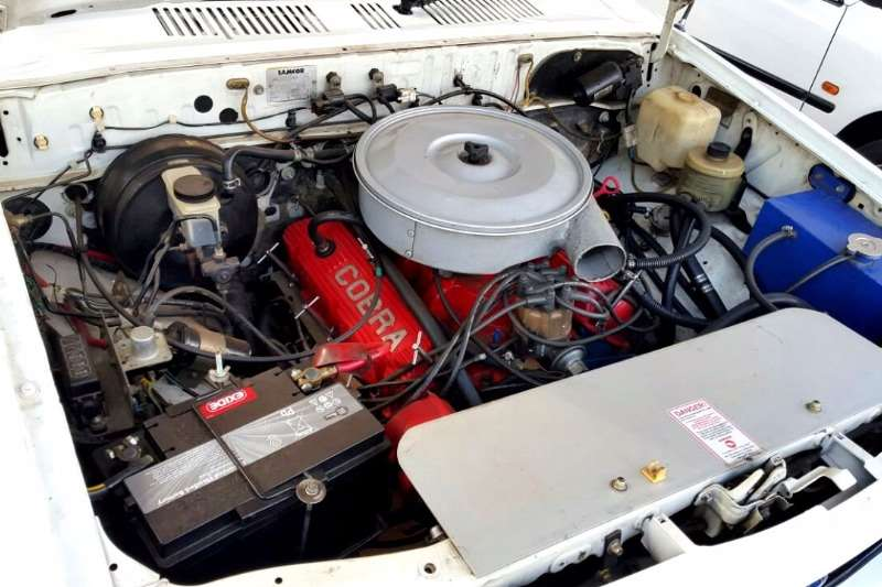 Ford Courier 302 (5.0) V8 Conversion 1999