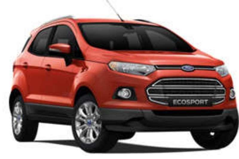 Ford Ecosport 10T Titanium 2017