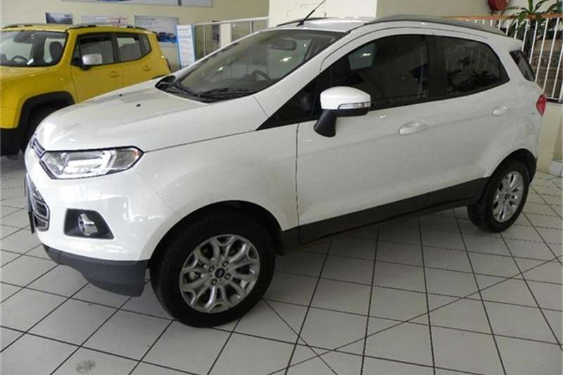 2018 ford ecosport 1 5tdci titanium crossover suv diesel fwd manual cars for sale in. Black Bedroom Furniture Sets. Home Design Ideas