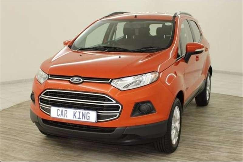 Ford EcoSport EcoSport 1.5TDCi Trend 2014