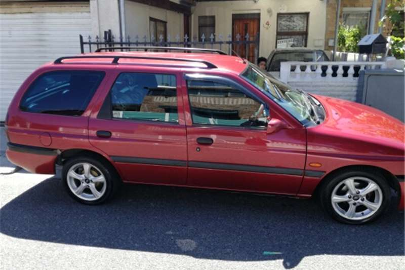 station wagons Used ford escort