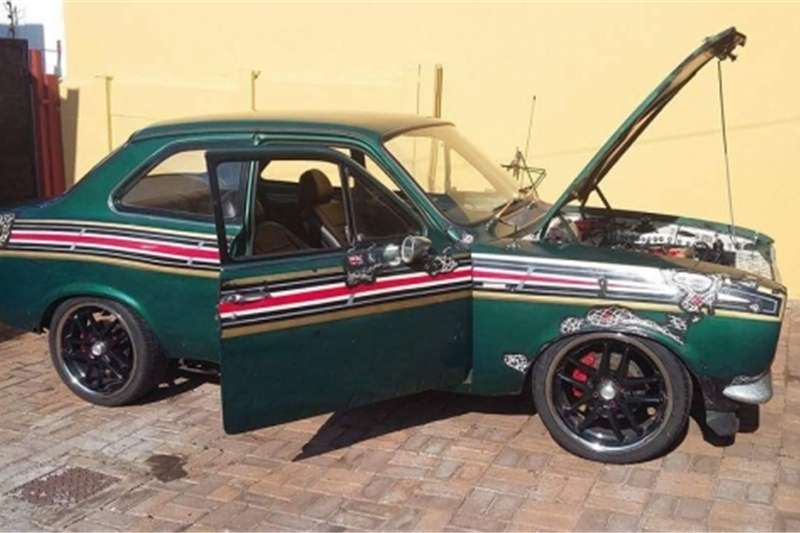 Ford Escort Mk1 Gt Cars For Sale In Gauteng R 150 000 On