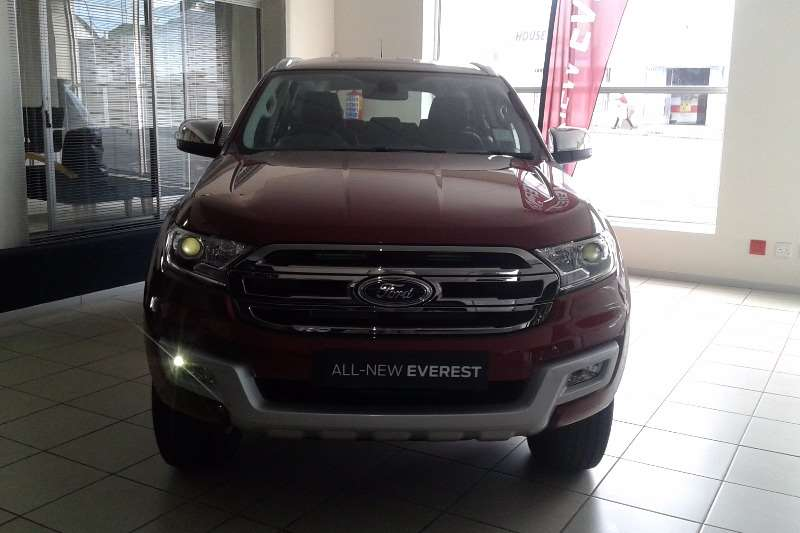 Ford Everest 2.2 XLT AUTO 2017