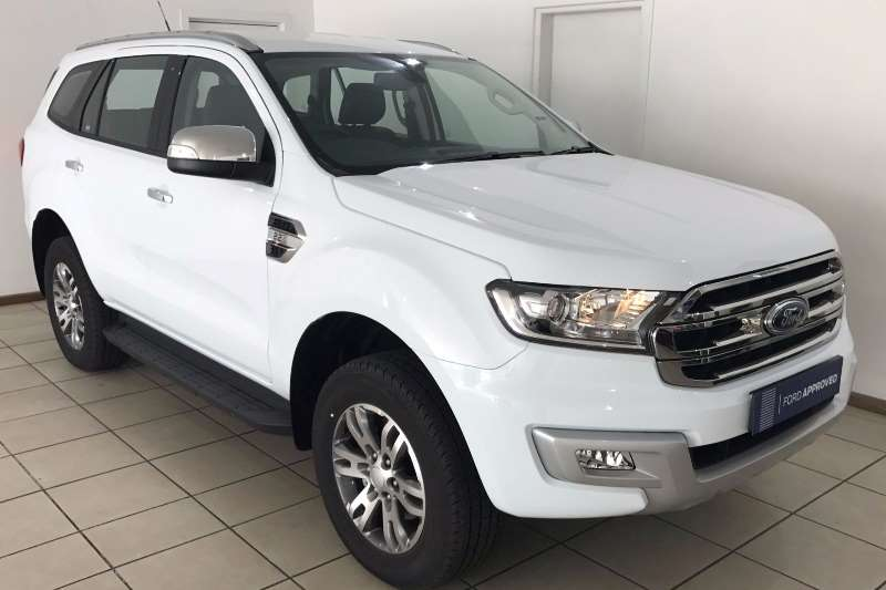 Used Car Auctions >> 2018 Ford Everest 2.2 XLT auto Crossover - SUV ( Diesel / RWD / Automatic ) Cars for sale in ...