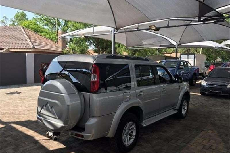 Ford Everest 3.0TDCi XLT 2011