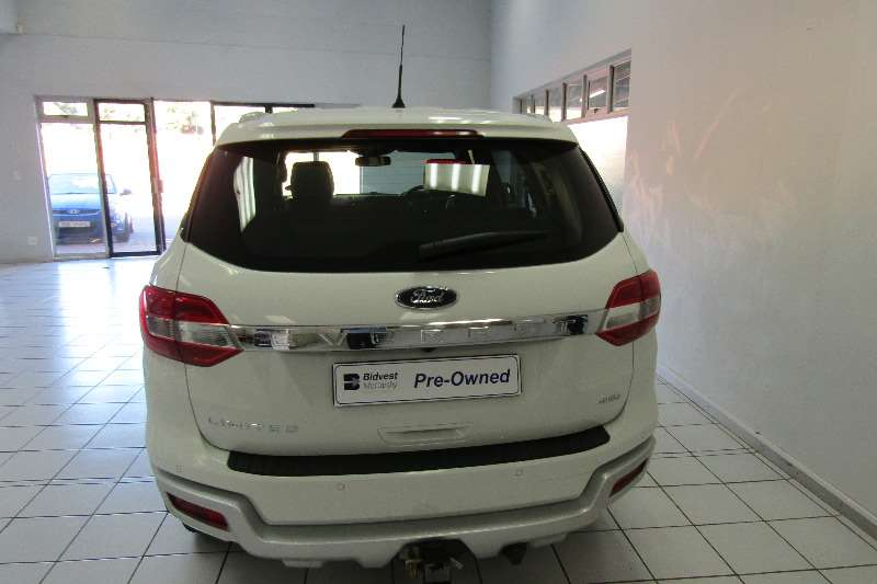 Ford Everest 3.2 4WD Limited 2015
