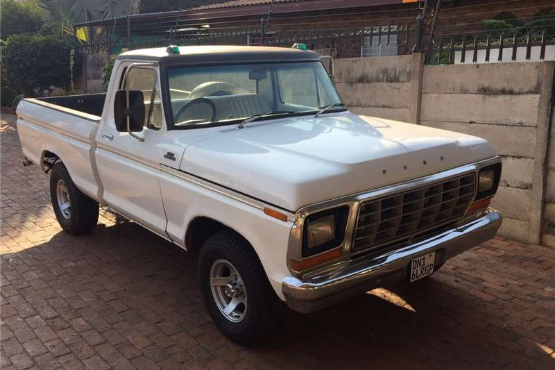 1972 ford f100 cars for sale in gauteng r 130 000 on auto mart. Black Bedroom Furniture Sets. Home Design Ideas