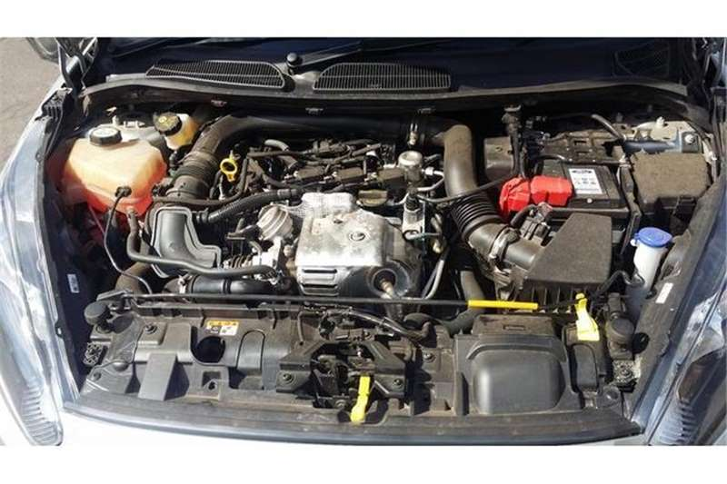 Ford Fiesta 1.0T Ambiente 5 Door 2016