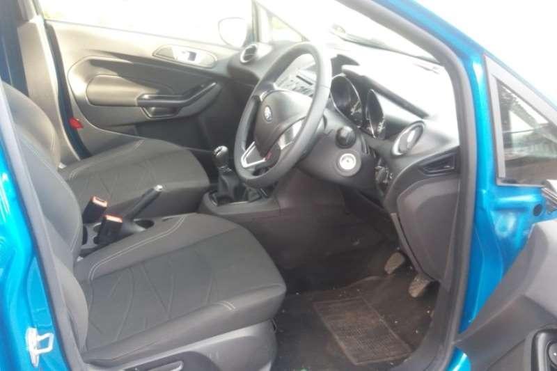 Ford Fiesta 1.0T Ecoboost 2016
