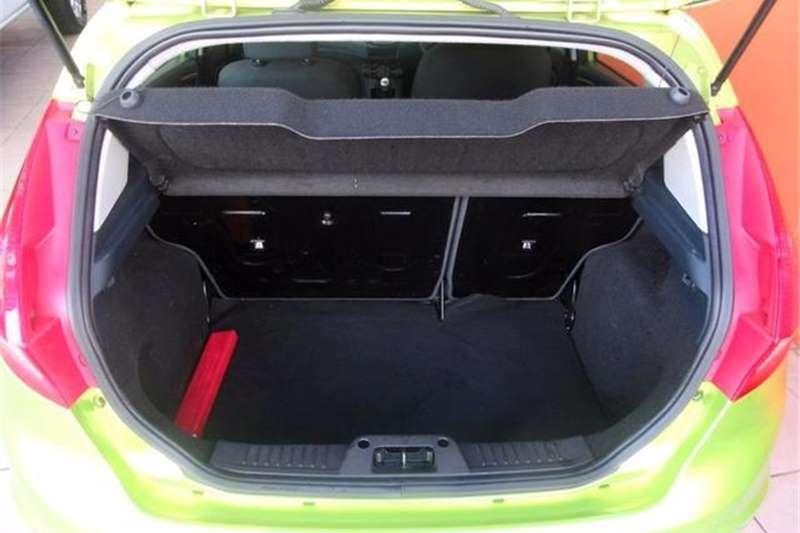 Ford Fiesta 1.4 Ambiente 2009