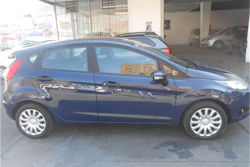 2014 ford fiesta 1 4 hatchback cars for sale in gauteng r 140 000 on. Cars Review. Best American Auto & Cars Review