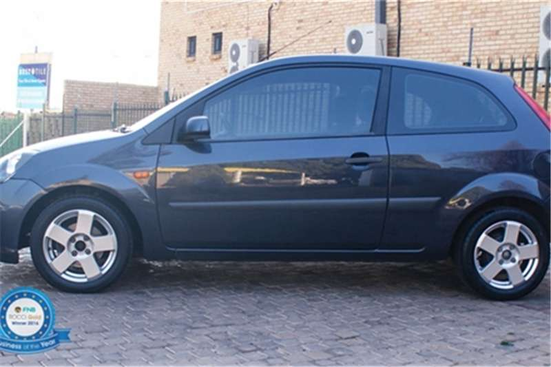 Ford Fiesta 1.4i 3 door Trend 2008