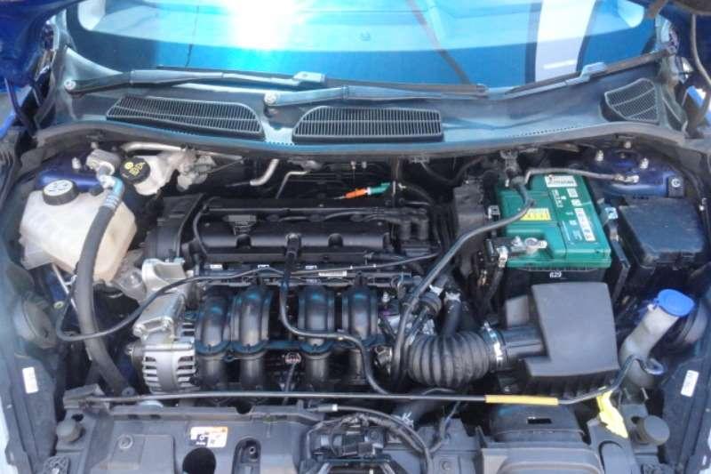 Ford Fiesta 1.4i 5 door 2014