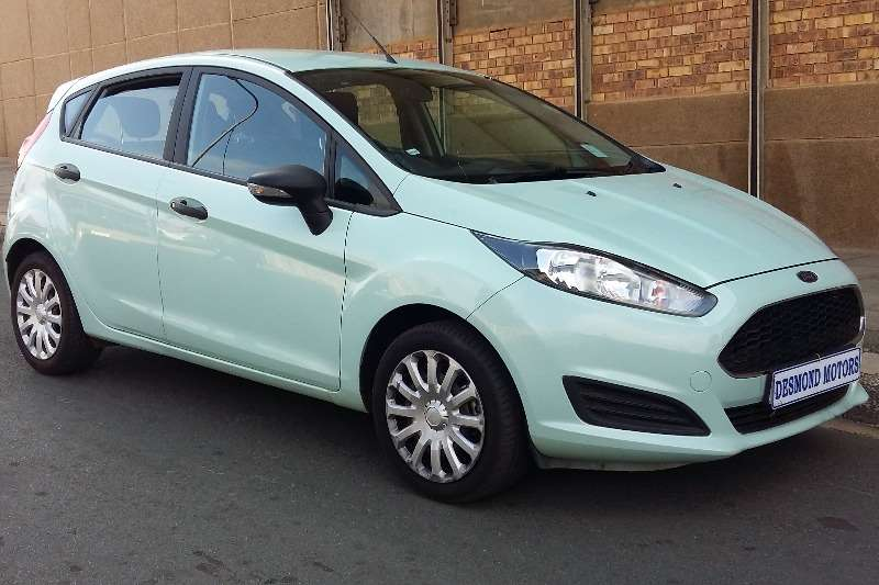 Ford Fiesta 1.4i 5 door 2017