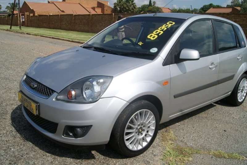 2008 ford fiesta 5 door ghia hatchback fwd cars for sale in gauteng r 89 950 on auto mart. Black Bedroom Furniture Sets. Home Design Ideas